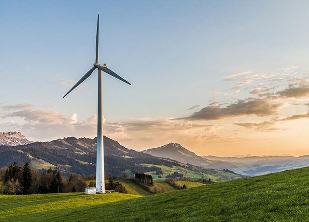 SWIFT Turmfußüberwachung in Windkraftanlagen